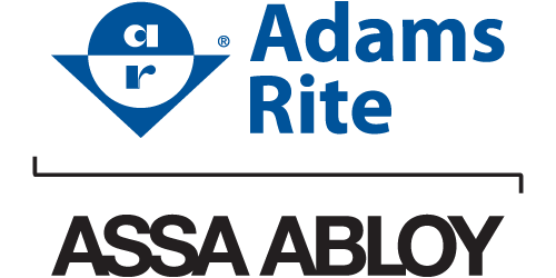 Adams Rite Assa Abloy logo - DuPage Security Solutions preferred vendor