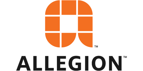 Allegion Ives logo, Allegion LCN logo, Allegion Von Duprin logo - DuPage Security Solutions preferred vendor