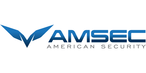 AMSEC logo - DuPage Security Solutions preferred vendor