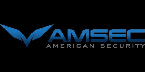 AMSEC logo - DuPage Security Solutions preferred vendor