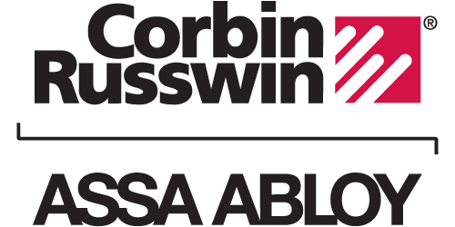 Corbin Russwin logo - DuPage Security Solutions preferred vendor