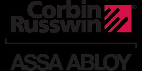 Corbin Russwin logo - DuPage Security Solutions preferred vendor