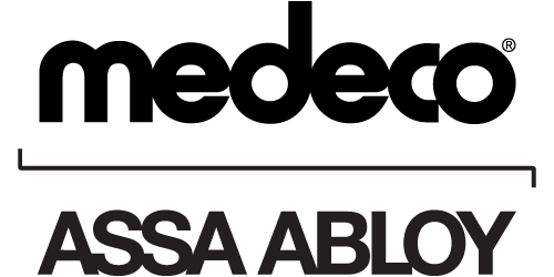 Medeco Assa Abloy logo - DuPage Security Solutions preferred vendor