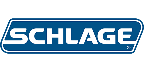 Schlage logo - DuPage Security Solutions preferred vendor