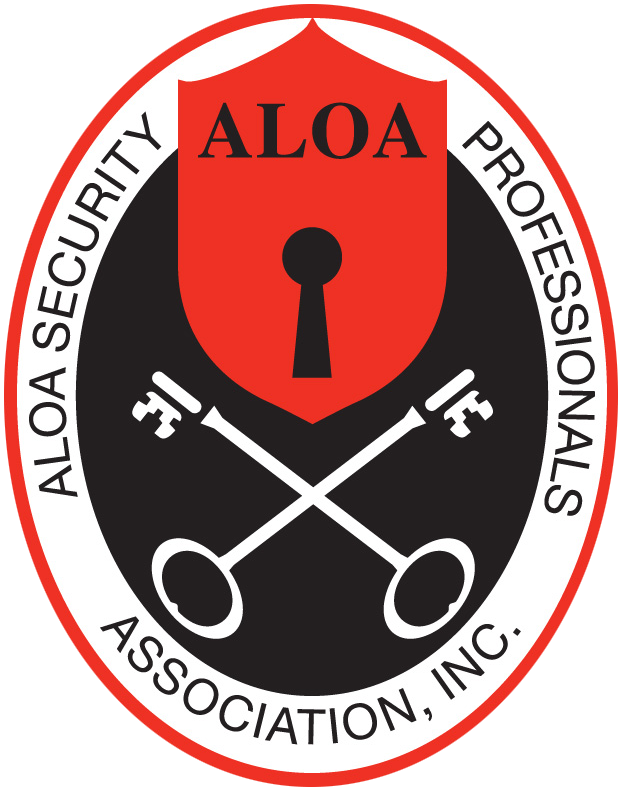 Illustration of the ALOA logo